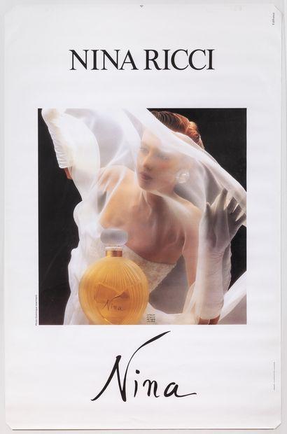 Artiste – Dominique ISSERMAN (1947-). «Nina...