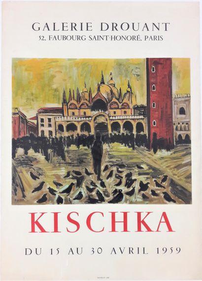Artiste – Isis KISCHKA (1908-1973) «Galerie...
