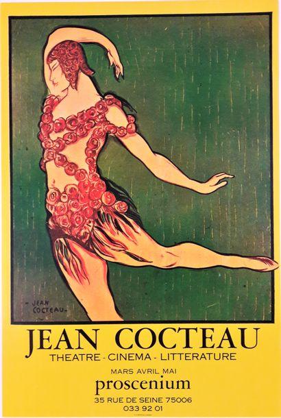 Artiste – Jean COCTEAU (1889-1963) Exposition...