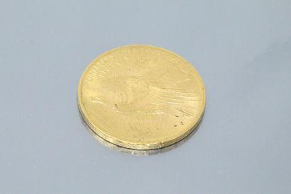 20-dollar gold coin