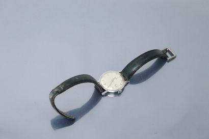 EBEL  Montre bracelet de dame, boîtier rond...