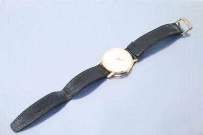 JAEGER-LECOULTRE  Montre bracelet d'homme,...