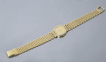 BUCHERER  Montre bracelet de dame, boîtier...