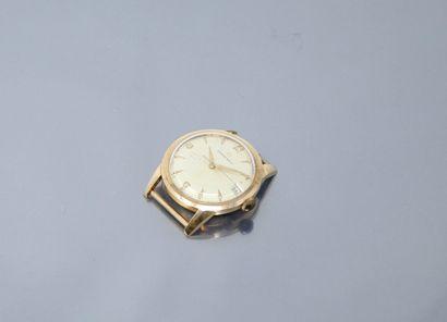 ETERNA MATIC  Boitier de montre en or jaune...