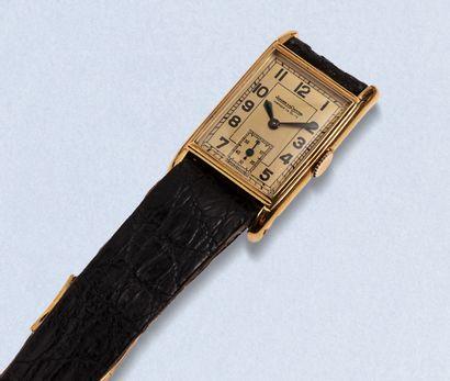 JAEGER LE COULTRE  No. 86478  Montre bracelet...