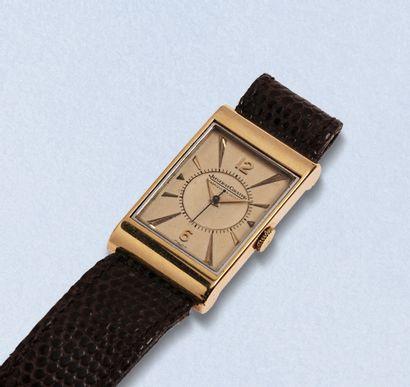 JAEGER LE COULTRE  No. 471885  Montre bracelet...
