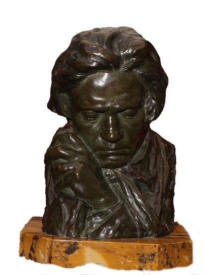 FIX MASSEAU Pierre Félix, 1869-1937  Beethoven...