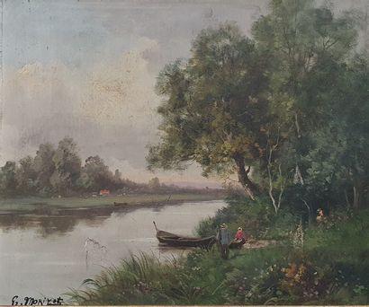 MORISOT Edma, 1839-1921 [Edma MORIZOT dite]...
