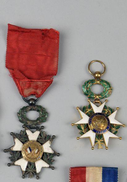 Croix d'officier de la Légion d'honneur en...