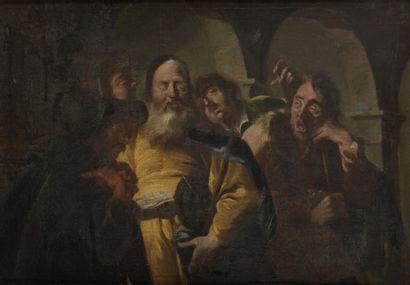 MAGGIOTTO Domenico (Ecole de)  Venise 1713...
