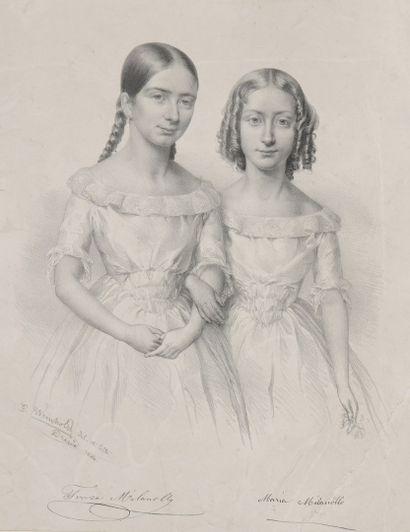 PORTRAITS  Portraits de Térésa Milanolo et...