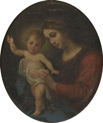 DOLCI Carlo (D'après)  Florence 1616 - 1686...