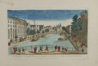 IMAGERIES  Le Canal que l'on appelle Kleveniers...