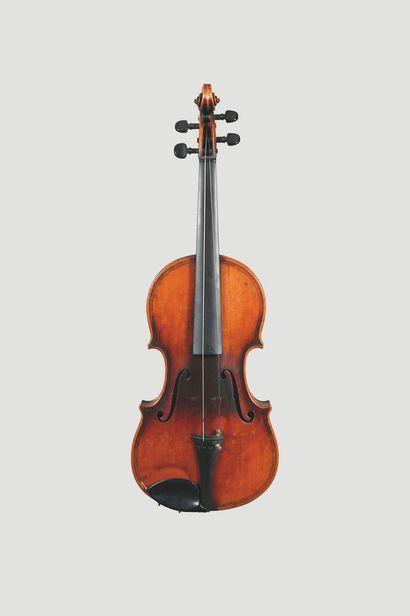 Joli violon Français fait à Mirecourt début...