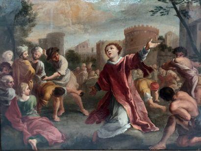 ECOLE ITALIENNE Premier tiers du XVIIIe siècle...