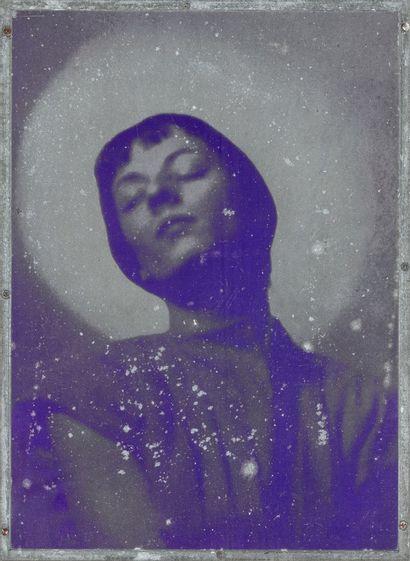 Laure ALBIN GUILLOT (1879-1962)  Portrait...