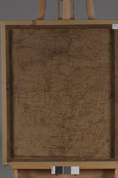REMBRANDT Harmensz van Rijn (Dans le Goût de)  1606 - 1669  Portrait d'homme au...
