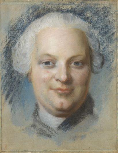 DE LA TOUR Maurice - Quentin (Ecole de)  1704...