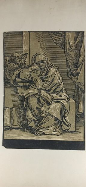 Bartolomeo CORIOLANO (1599 - 1676)  Sybille,...
