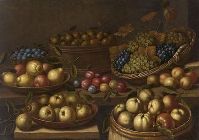 SCHOOTEN Floris van  Haarlem 1585 / 88 -...