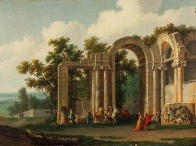 GENILLION Jean-Baptiste (1750-1829) (attribué...