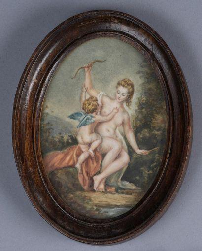 WATTEAU Jean - Antoine (D'après)  1684 -...