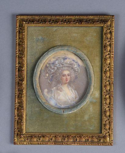 VIGEE LE BRUN Louise Elisabeth (Dans le Goût...