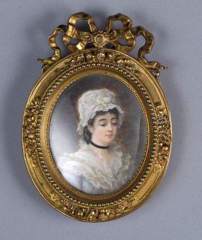 VILLENEUVE Adèle - Cécile - Désirée, née...