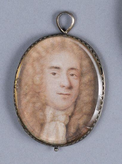 ECOLE ANGLAISE  Premier Quart du XVIIIe siècle...