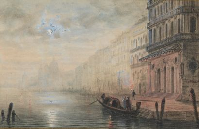 MAYER B.  Actif au XIXe siècle  Départ de...