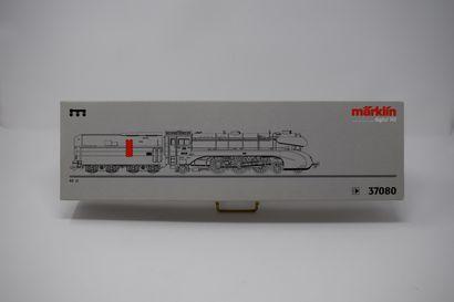 MARKLIN DIGITAL « HO » : locomotive carénée,...