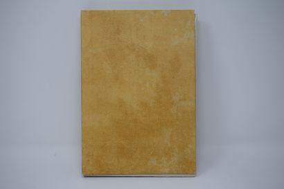 CONSTANT (Benjamin) - TRAYNIER (Jean).  ADOLPHE.  Un volume, in-4, 14 eaux-fortes...