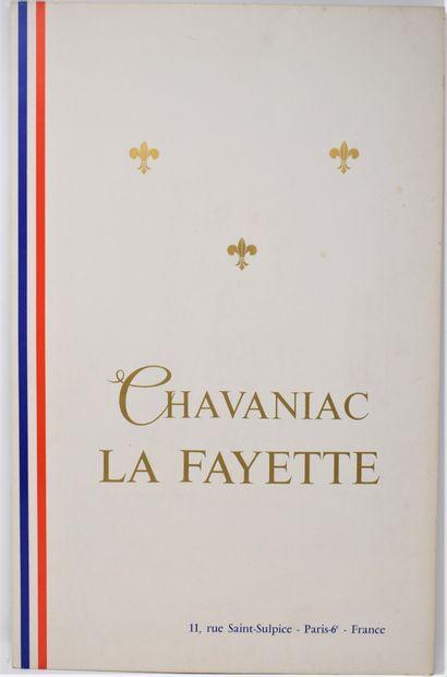 Titre de propriété de 1 pied carré à Chavaillac...