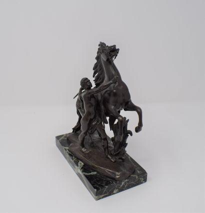 COUSTOU Guillaume , d'après  Groupe des chevaux...