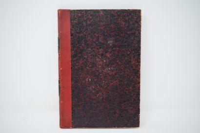 PRAROND (Ernest). ABBEVILLE A TABLE. Études...