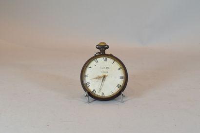 JAEGER  Chronographe 4 jours  D.: 8,5 cm...