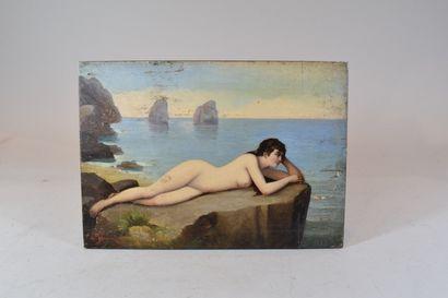 BENNER Emmanuel (1836-1896), d'après,  Baigneuses...
