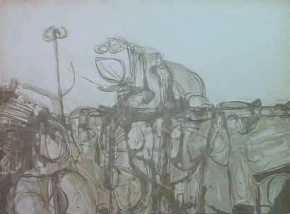 CORMENZANA BARDAS Enric  Lithographie et...
