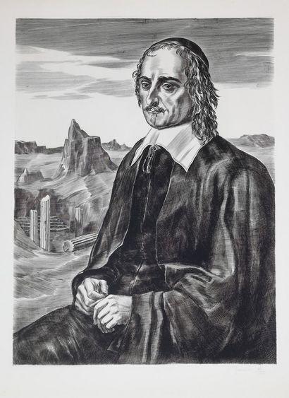 DECARIS Albert  Corneille  Gravure originale...