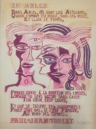 PARIS Gabriel
