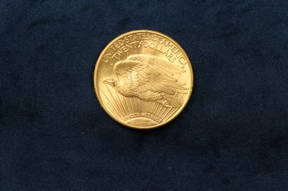 1 gold coin of 20 dollars
