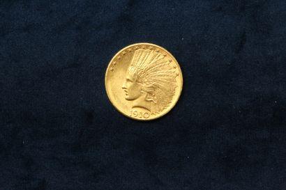1 pièce en or de 10 dollars