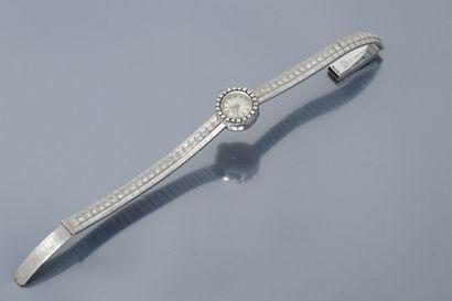 LUGRAN  Montre bracelet de dame, boîtier...