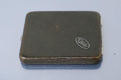 Porte-cartes de visite ou portefeuille à...
