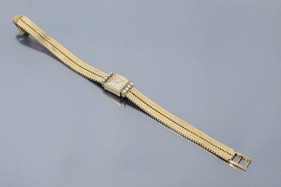 LONGINES  Montre bracelet de dame, boîtier...