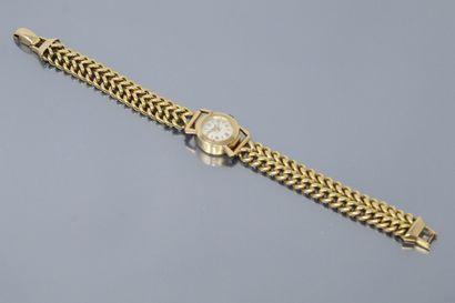 DERMONT  Montre bracelet de dame, boîtier...