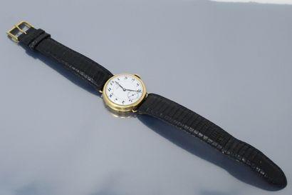 PAUL DITISHEIM  Montre bracelet d'homme,...