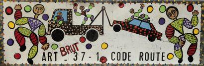 FILLON Marie (née en 1953)  Code de la route...