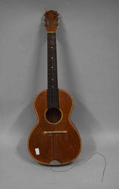 Louesman  Guitare