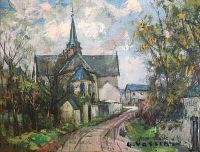 VASLIN Georges , 1921  Saint-Léger-des-Bois...